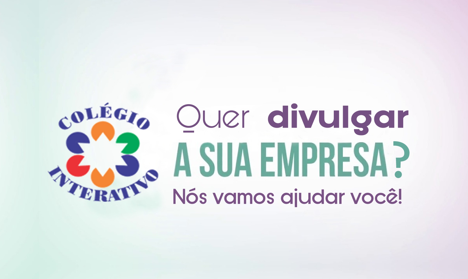Quer divulgar sua empresa ou négócio? Nós vamos ajudar você!